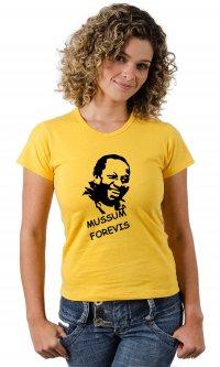 Camiseta Mussum Forevis