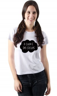 Camiseta A culpa é das Stellas
