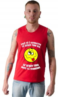 Camiseta Alcoolátra