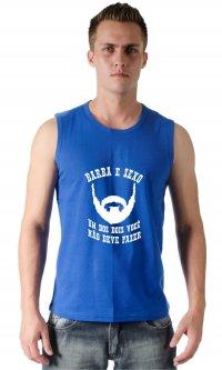 Camiseta Barba e sexo