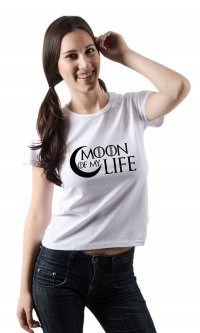 Camiseta Moon of my life