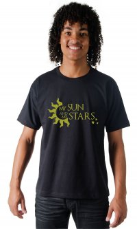 Camiseta My sun and my stars
