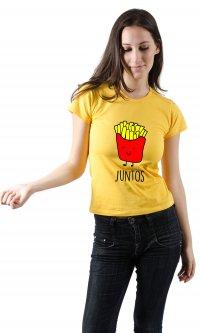 Camiseta Melhor Juntos 2