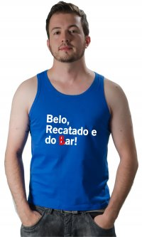 Camiseta Belo, recatado e do bar