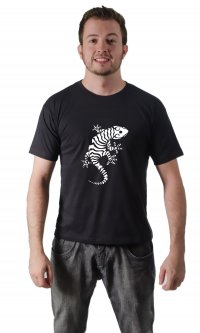Camiseta Lagarto Tribal