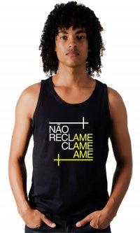 Camiseta Não Recl(AME)
