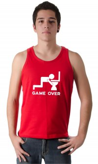 Camiseta Game Over Privada