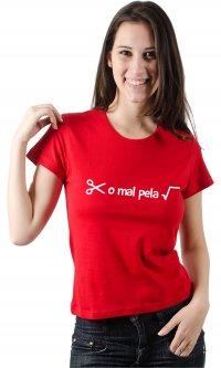 Camiseta Mal pela raiz