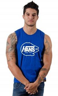 Camiseta Hans - sátira Vans