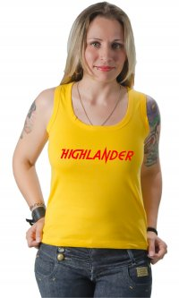 Camiseta Highlinder 1