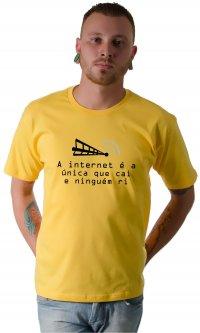 Camiseta Internet
