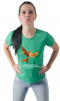 Camiseta Jogos Vorazes - A esperança pt.2