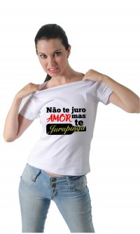 Camiseta Jurupinga
