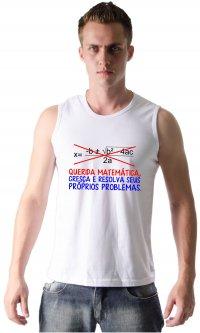 Camiseta Matemática