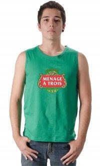 Camiseta Ménage à trois