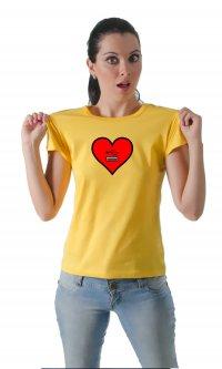 Camiseta Namorada nerd USB