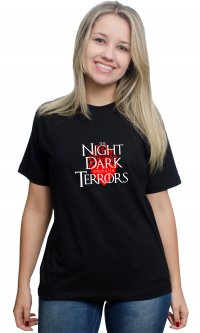 Camiseta The Night is Dark