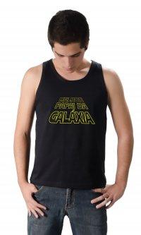 Camiseta Papai da galáxia