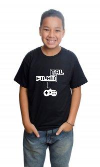 Camiseta Tal filho