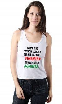 Camiseta Passou pimenta