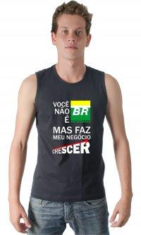 Camiseta Petrobrás