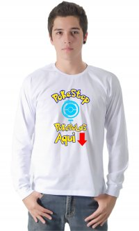 Camiseta Pokestop