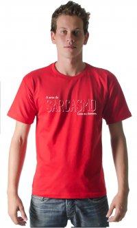 Camiseta Sarcasmo