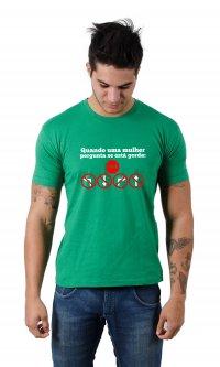 Camiseta Sem saída
