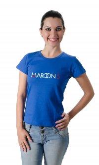 Camiseta Maroon 5