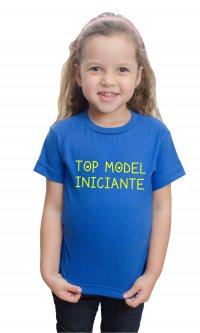 Camiseta Top Model