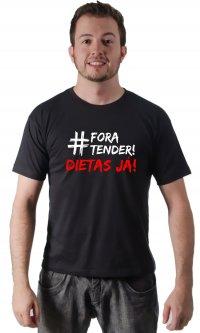 Camiseta Fora Tender