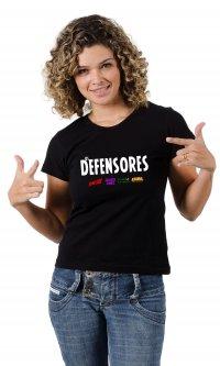 Camiseta Os Defensores