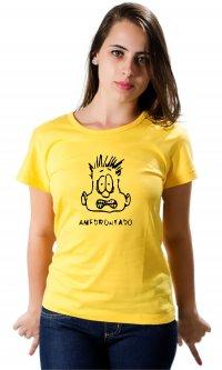 Camiseta Amedrontado