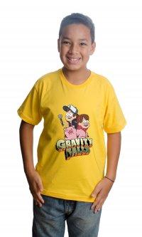 Camiseta Gravity Falls