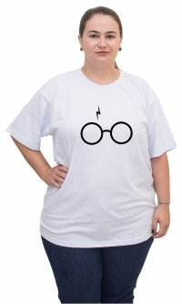 Camiseta Harry Potter Marca