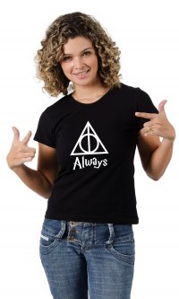 Camiseta Always