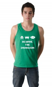 Camiseta Beware the invasion