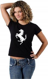 Camiseta Cavalo Ferrari