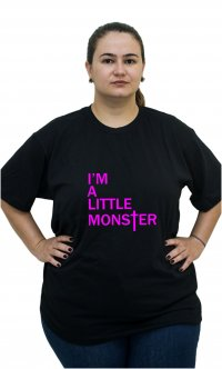 Camiseta Little Monster - Lady Gaga