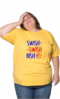 Camiseta Swish Swish Bish - Katy Perry