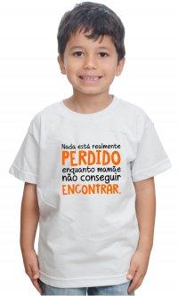 Camiseta Perdido