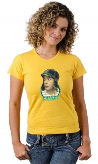 Camiseta Chaves 01