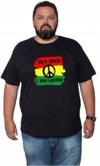 Camiseta Faça amor