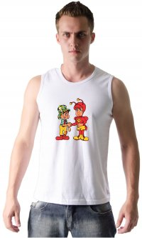 Camiseta Chaves e Chapolin