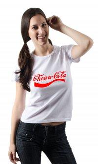 Camiseta Cheira Cola