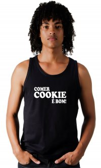 Camiseta Comer cookie