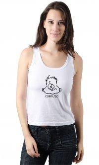 Camiseta Confuso