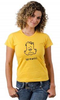 Camiseta Deprimido