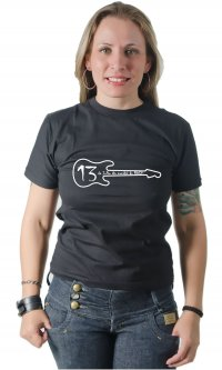 Camiseta Dia Mundial do Rock
