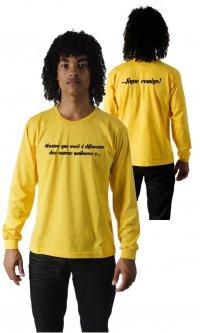 Camiseta Diferente das outras